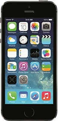 Apple iPhone 5S 16GB Space Grey(SILVER)-buybackmart.com