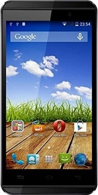 Micromax Canvas Fire 2 A104(BLACK)-buybackmart.com